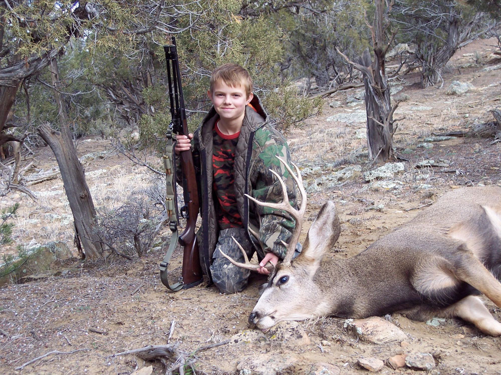 new mexico mule deer hunts 2