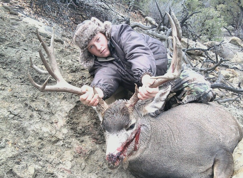 new mexico mule deer hunts 12