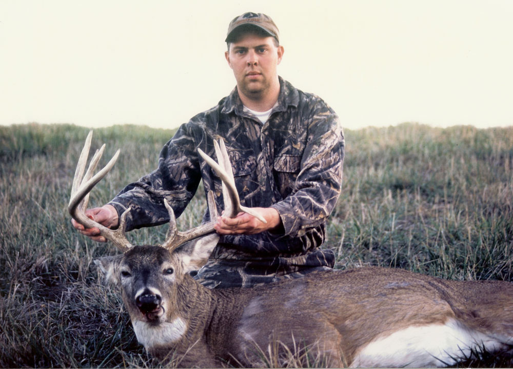 kansas whitetail hunts 6